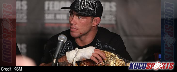 Jake Shields vs. Demian Maia on for UFC Fight Night 29
