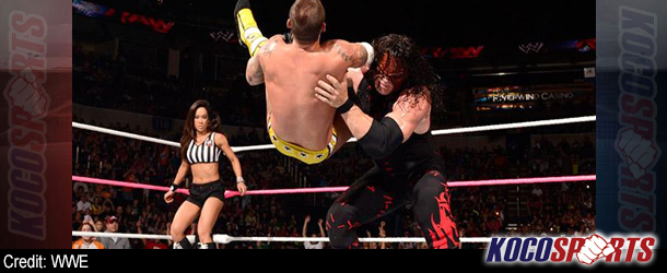 WWE Monday Night Raw results – 10/01/12 – (Punk crashes J.R. Appreciation Night; Team Hell No finds its groove)