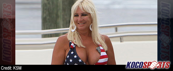 """Video: Linda Hogan appears in new music video """"MILF"""" by Ricky Romance"""