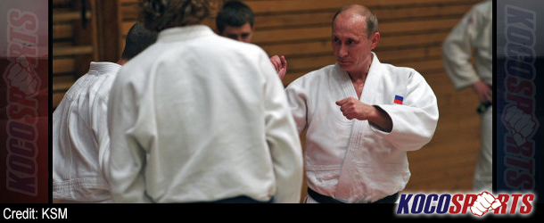 The most beneficial credit to have on a resume in Russia today is a Judo background