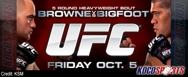 "UFC on FX 5 ""Browne vs. Bigfoot"" – 10/05/12 – (Full Show)"