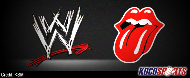 """WWE partnering with the Rolling Stones for """"One More Shot"""" PPV; Vince McMahon & Keith Richards comment"""