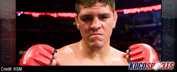 Nick Diaz jokes how he might be headed to jail for not paying taxes