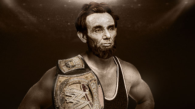 Abraham Lincoln: president … and wrestler?