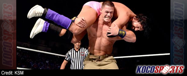 Video: A look at John Cena's career before his makes his return to the ring at Hell in a Cell