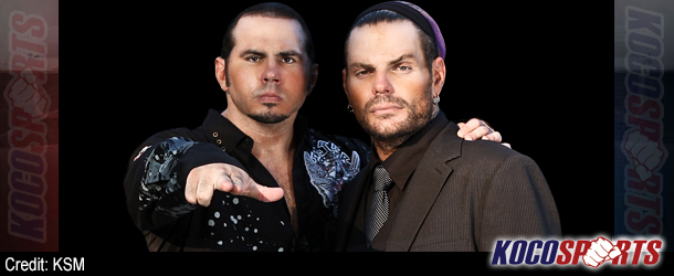 "The Hardy Boyz ""very likely' to return to WWE in 2013 according to Matt Hardy"