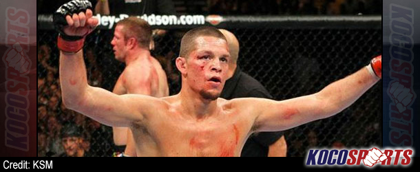 Nate Diaz feels it's his turn to be UFC champion