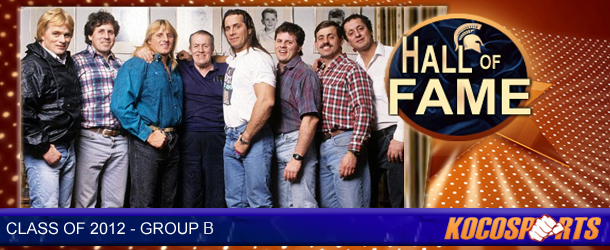 The Hart Family inducted into the Kocosports.com Combat Sports Hall of Fame