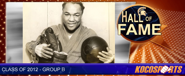 Henry Armstrong inducted into the Kocosports.com Combat Sports Hall of Fame