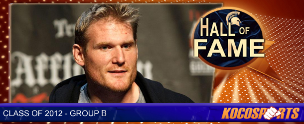 Josh Barnett inducted into the Kocosports.com Combat Sports Hall of Fame