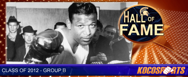 Sugar Ray Robinson inducted into the Kocosports.com Combat Sports Hall of Fame