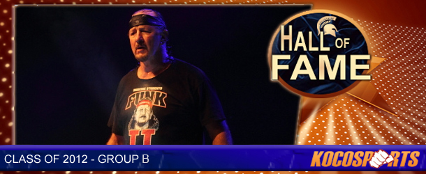 Terry Funk inducted into the Kocosports.com Combat Sports Hall of Fame