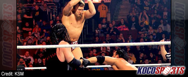 "WWE Main Event results – 12/19/12 – (""Hell Yes"" for tag team action!)"