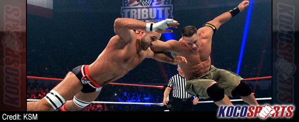 WWE Tribute to the Troops results – 12/19/12 – (Cena shines at 10th annual tribute!)