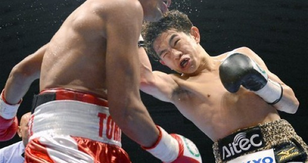 Japan's Kazuto Ioka will need to be skilful against hard punching Alvarado