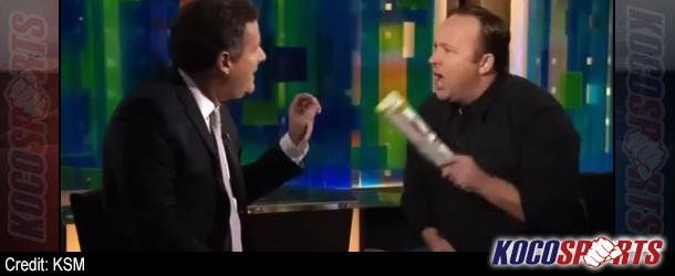 Cowardly Piers Morgan & Buzz Bissinger want to bring a gun to a boxing match!