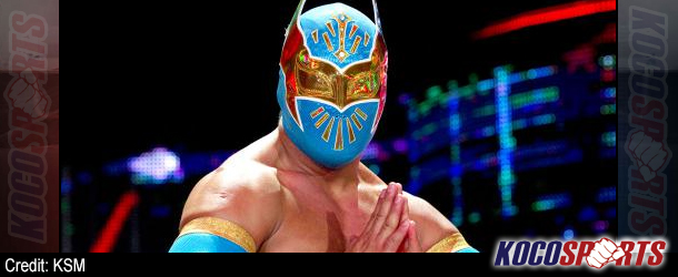 "WWE issues a statement on the ""re-casting"" of Sin Cara on Monday Night Raw"