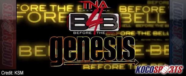 Video: TNA Before The Bell – Genesis 2013 – 01/12/13 – (Full Show)