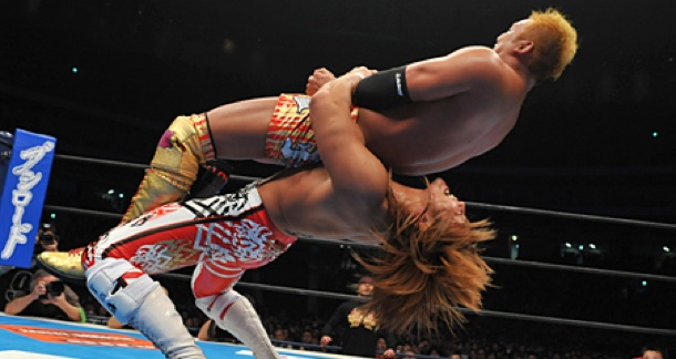 Video: NJPW WRESTLE KINGDOM 7