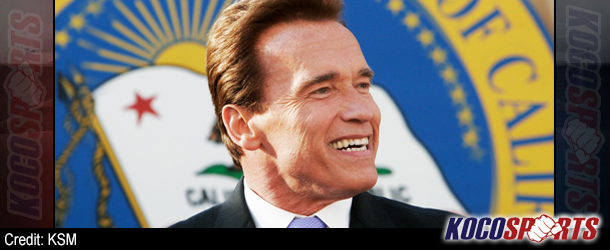 """Stop being a baby; this isn't a Baby Gym!"" – Arnold Schwarzenegger goes undercover as a personal trainer!"