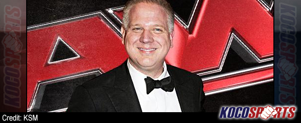 WWE sends camera crew's to Glenn Beck's studios