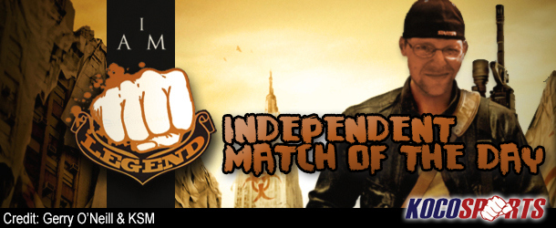 [Video]: I Am Legend Indy Match Of The Day – Day 2 (AIW)