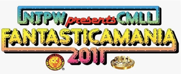 Video: NJPW and CMLL FANTASTICA MANIA 2013