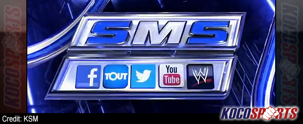 """WWE announces details on Friday night's """"Social Media Smackdown"""""""