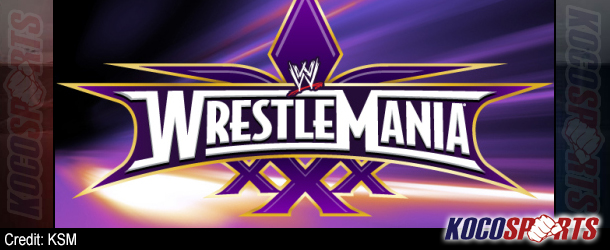WWE already planning match card and line up for WrestleMania XXX