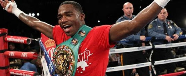 Adrien Broner stops Rees to defend WBC lightweight title