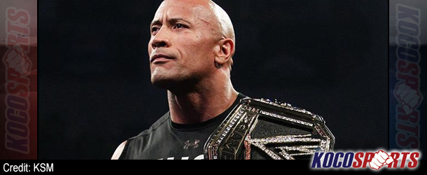 "Video: Dwayne ""The Rock"" Johnson reflects on the UFC career of Brock Lesnar"