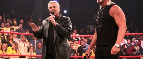 Eric Bischoff calls Bret Hart a sad, broken and bitter person, talks about his future and more