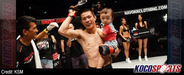 ONE FC 8 results – 04/05/13 – (Aoki dominates Boku to claim ONE FC lightweight strap)