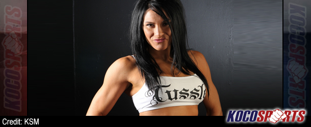 Cat Zingano announces that she has received clearance from her medical team to resume training