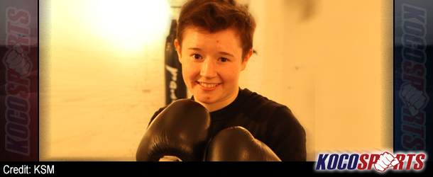 Lesbian boxer and ex-wrestler says being gay was an issue while wrestling but not in the boxing ring