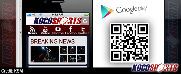 Combat Sports at Your Fingertips, Get the New Kocosports App for Your Android Device!