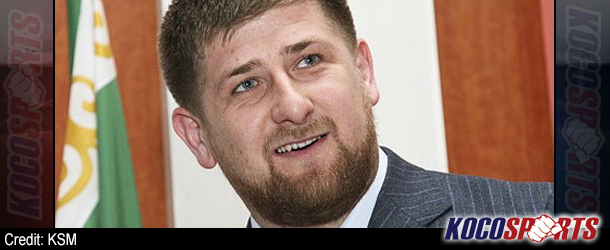 Chechen President, Ramzan Kadyrov, punishes poorly performing regional minister in a boxing match