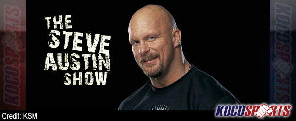 Audio: The Steve Austin Show – Ep.140 – 08/07/14 – (Opening a line of Whoop Ass!)