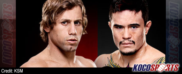 Faber and Jorgensen put friendship on hold for Ultimate Fighter showdown