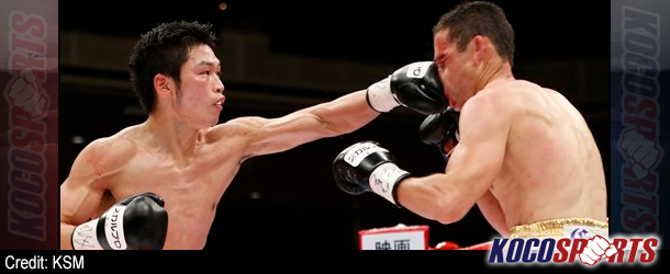 Miura victorious in maiden defense of WBC super feather title