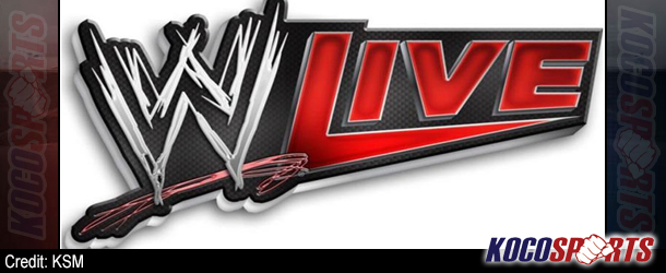 WWE Live Event results – Hampton, VA – 01/04/14 – (Daniel Wyatt debuts; details and photos!)