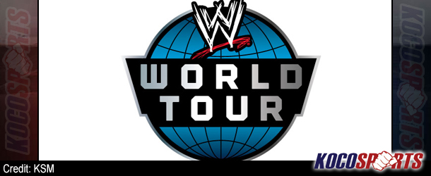 WWE announce next European tour will take place in May of 2014; full list of tour dates