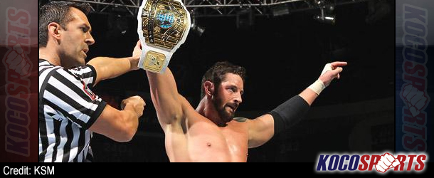 "Video: WWE Raw coverage – 05/05/14 – (Wade ""Bad News"" Barrett vs. Big E. Langston – Intercontinental Championship Match)"