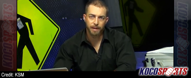 """MMA practitioner, radio host and former US Marine, Adam Kokesh, charged with """"Assaulting an Officer"""" in spite of evidence to the contrary"""