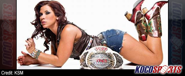 Details on the contract TNA wrestling offered to Mickie James