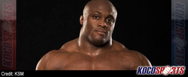 Video: Footage from Bobby Lashley's return to MMA at last night's Titan FC 25 event