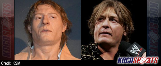 Breaking: William Regal is a Time Traveler from Tudor England; face reconstructed by archaeologists
