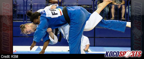 Heavyweight upsets in the judo competition at Kazan 2013