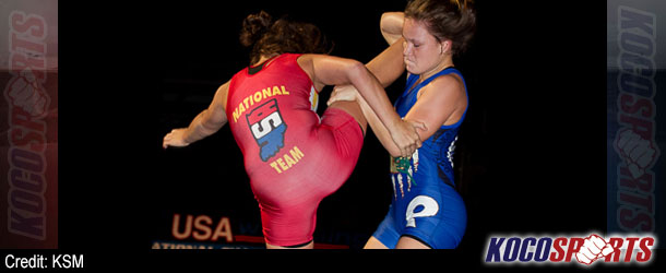 Leathers, Porter, Pfau, Team California among champs crowned in Junior Nationals women's freestyle