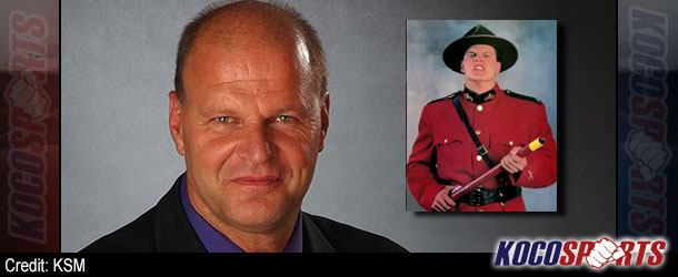 """Jacques """"The Mountie"""" Rougeau receiving death threats and being stalked by an armed man"""